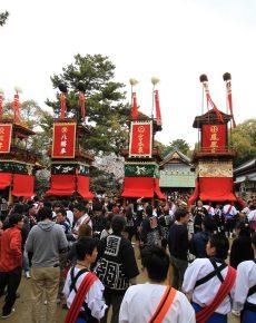長尾地区祭礼