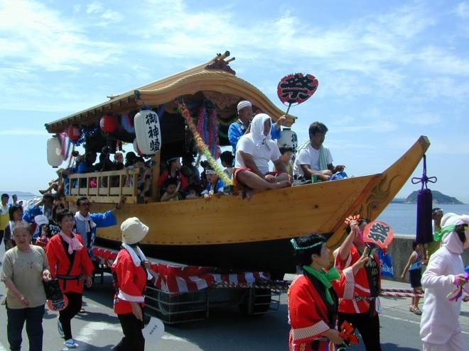 篠島ぎおん祭り/野島祭り