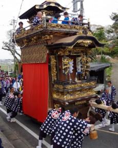 八社神社例祭