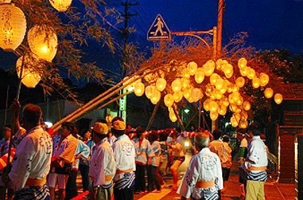平成30年度 瀬木地区天王祭