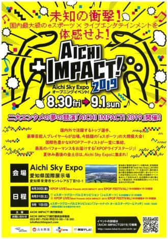 Aichi IMPACT 2019