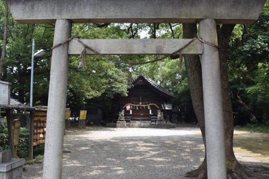 大府 金メダル神社