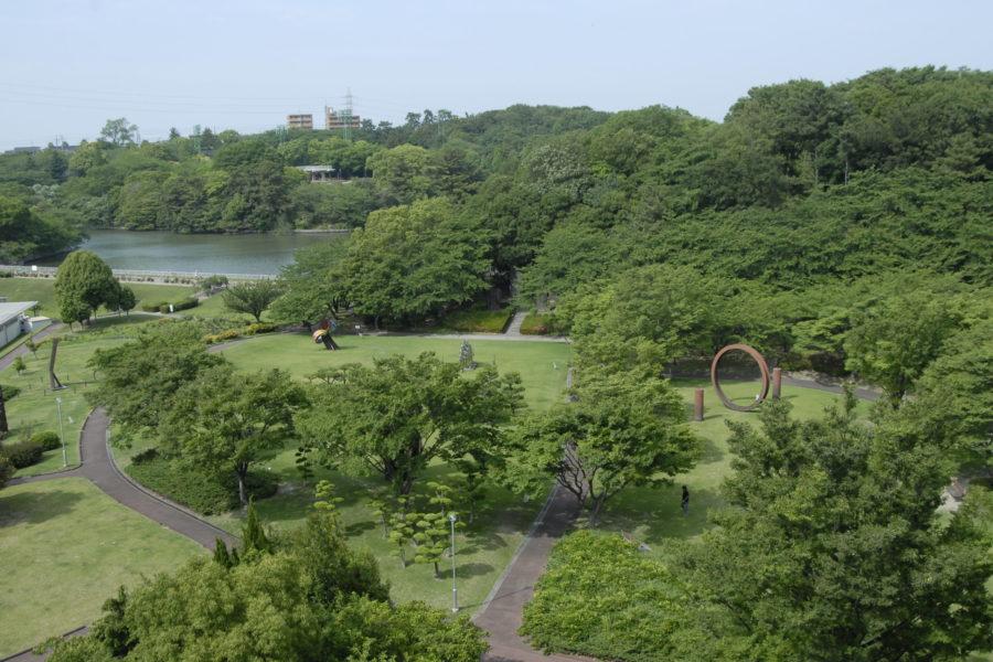 大池公園(彫刻広場)