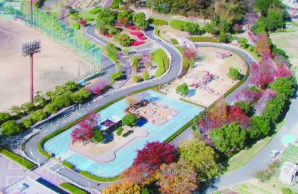 平地公園(ゴーカートコース)