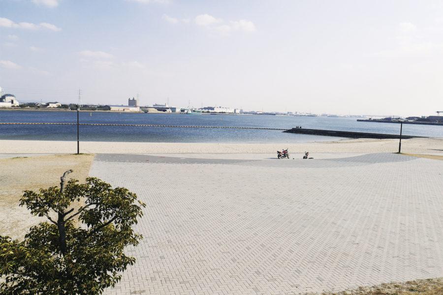 半田市 (3) 亀崎海浜緑地